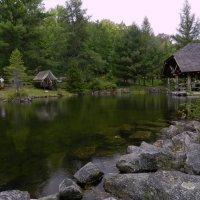 Музей природы под открытым небом (Adirondack, USA) :: Юрий Поляков