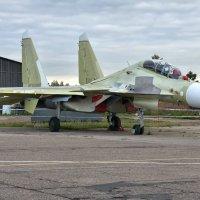 СУ-30СМ :: Андрей Иркутский