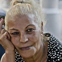 Сигарета сигарета, я люблю тебя за это...- «из серии золотой возраст-бабушки бабульки... :: Shmual Hava Retro