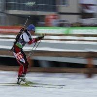 Ханты-Мансийск ЧМ по биатлону 2012 :: Андрей Шендрик