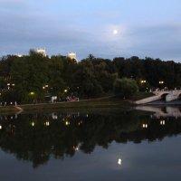 Вечер над Царицыно :: Nikolay Monahov