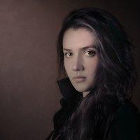 Фотосессия для девушки в студии :: Юлия Нагибович