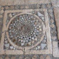 Церковь Святого Николая в Демре (мозаика на полу) :: Галина