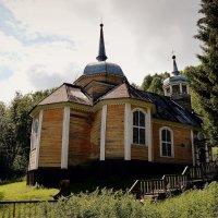 Церковь во имя св. апостола Петра в Марциальных Водах ,Карелия. :: Маry ...
