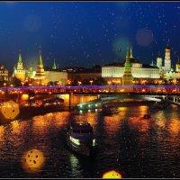 С Праздником!Город Москва! :: Виталий Виницкий