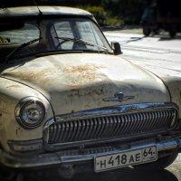 Старина ГАЗ-21 :: Владимир Нефедов