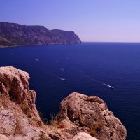 море и горы 2 :: Андрей Козлов