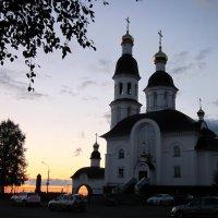 Последний вечер уходящего лета :: Елена Байдакова