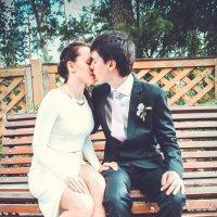 Свадьба Лизы и Саши :: Мария Чеснокова