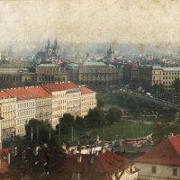 Путешествие в прошлое. Прага :: lady-viola2014 -