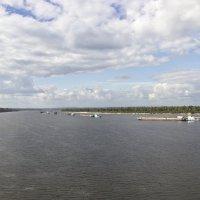 Волга под Нижним Новгородом :: Анна -