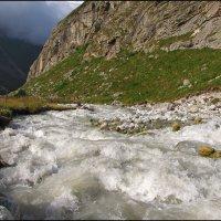 Горная река. :: Ирина Нафаня