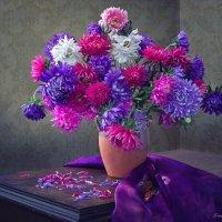 Любимые цветы августа :: Ирина Приходько