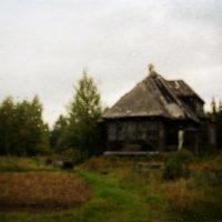 Дачный домик. :: Лазарева Оксана