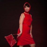Красное и черное :: анна Стогова
