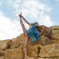 Горячее солнце,горячий песок.... :: Марина Борисова