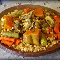 Угощайтесь! Марокканский кус-кус. :: Светлана marokkanka