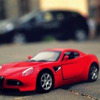 Alfa Romeo 8C Competizione :: kukuruza