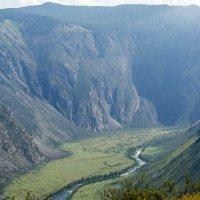 Долина реки Чулышман. :: Жанна Мальцева