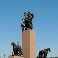 Памятник Кавалерии :: Александр Качалин