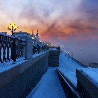 Меж лабиринтов замерзающих мелодий... :: Александр | Матвей БЕЛЫЙ