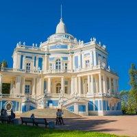 Ораниенбаум, Павильон Катальной горы :: Владимир Демчишин