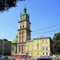 Прекрасный город :: Zinaida Belaniuk