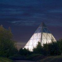 Волшебная Астана :: Асхат Жусупов