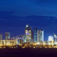 ночной город :: Асхат Жусупов