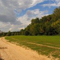 Небо не пугало IMG_8598 :: Андрей Лукьянов