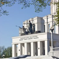 Национальный академический Большой театр оперы и балета Республики Беларусь :: Дмитрий Городков