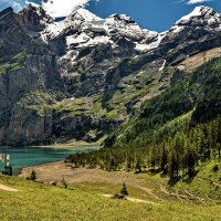 The Alps 2014-Switzerland-Kandersteg 9 :: Arturs Ancans
