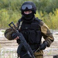 воин :: Олег Петрушов
