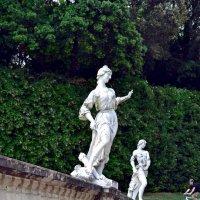 Скульптуры парка Казерты :: Ольга