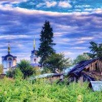 село Комлево :: Андрей Куприянов