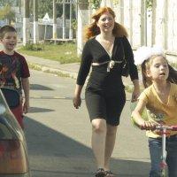Мамины дети :: Леонид Шаян