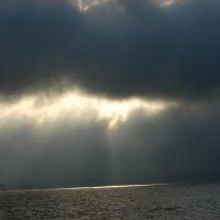 Грозовой закат. :: Olga Grushko