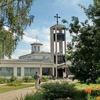 Линдуловский женский монастырь :: Олег Попков