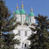 Кремь. Астрахань :: Сергей Государев