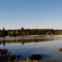 Глубое озеро :: Владимир Бровко