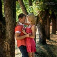 Love Story :: Анна Хрипачева