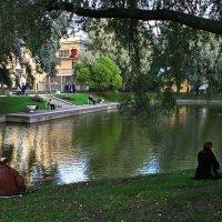 Юсуповский сад.(3) :: Александр Лейкум