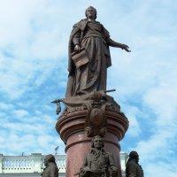 Екатерина II в Одессе :: juriy luskin