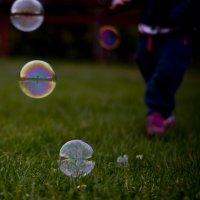 Пузыри и ножки! :: Дмитрий Кошелев