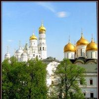 В Кремле :: Олег (Лесник) Князев