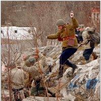 На острие атаки :: Кай-8 (Ярослав) Забелин