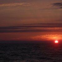 Тот закат.... :: Виолетта