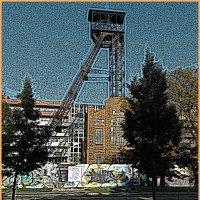 Шахты свидетелем славного шахтёрского прошлого города Острава... :: Dana Spissiak
