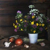 Лютики-цветочки... :: veilins veilins