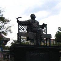 Александр Сергеевич в Новороссийске :: Людмила Монахова